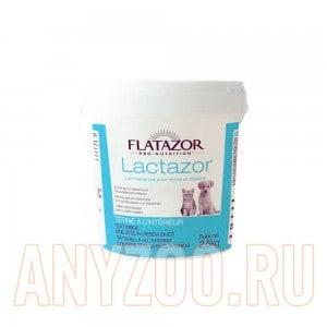 Флатазор Lactazor заменитель материнского молока для щенков и котят
