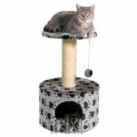 """фото Trixiе домик д/кошек """"Toledo"""" круглый с площадкой и игрушкой, 61см"""