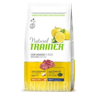 Trainer Natural Small & Toy
