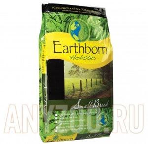 фото Earthborn Holistic Small Breed- Эрсборн холистик сухой корм для взрослых собак мелких пород