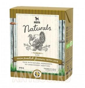 Купить Bozita Naturals Turkey консервы Порция сухого питания