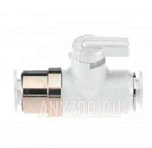 ADA SF-V Std. Ball Valve White