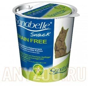Sanabelle Grain Free Snack-
