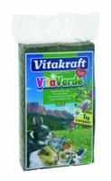 фото Vitakraft Vita Verde Витакрафт Сено Луговое с цветами одуванчика