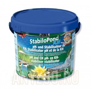 фото JBL StabiloPond Basis  Основное средство для ухода для всех садовых прудов