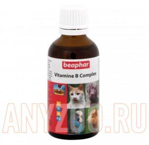 фото Beaphar Vitamine-B-Komplex Беафар Комплекс витаминов группы В (для собак и кошек)
