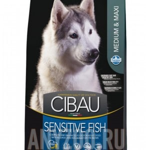 Cibau Sensitive Fish Medium/Maxi