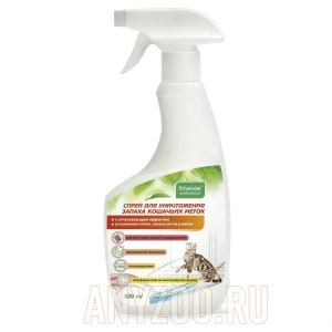 Пчелодар спрей для уничтожения запаха кошачьих меток