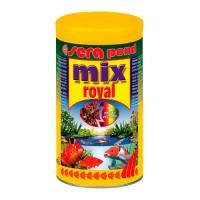 фото Sera Mix Royal 7107 Корм  дл рыб из хлопьев и гранул для прудовых рыб