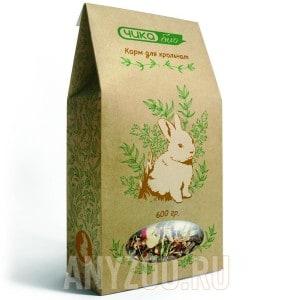 Чика Био кормовая смесь для крольчат
