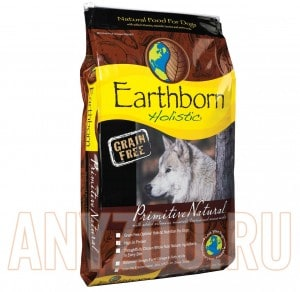 Earthborn Holistic Primitive Natural for Dogs