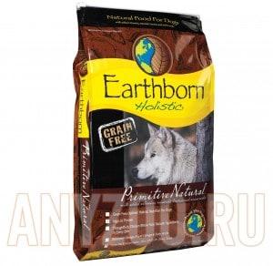 фото Earthborn Holistic Primitive Natural for Dogs- Эрсборн холистик высокопротеиновый корм для собак