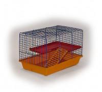 Зоомарк Клетка для грызунов 2-х этажная  арт.120Ж