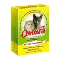 фото Омега neo лакомство для котят с таурином и l-карнитином