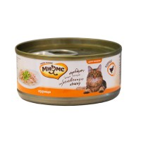 Мнямс консервы для кошек Курица в нежном желе
