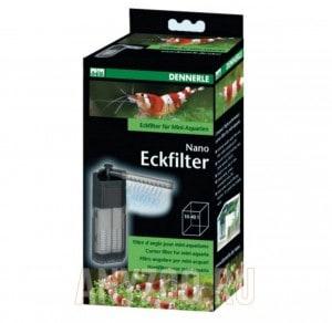 фото Dennerle Nano Clean Eckfilter Фильтр угловой, для аквариумов 10-40 л