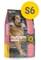 Nutram Sound Adult Dog S6