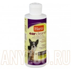 Купить Hartz Cleaner for Dogs&Cats Средство для очищения ушей у собак и кошек