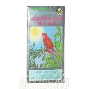 Вака Витамины для средних попугаев для пера