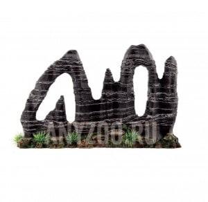"""ArtUniq Figured Rock Декоративная композиция из пластика """"Фигурная скала"""""""