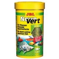 фото JBL NovoVert  Корм со спирулиной и планктоном
