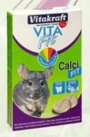 фото Vitakraft-Витакрафт Камень для шиншилл таблетками