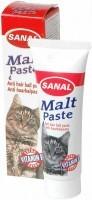 фото Sanal Malt Paste - Санал паста для кошек для выведения шерсти из желудка