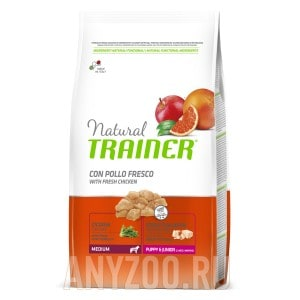 Trainer Natural Medium Puppy & Junior