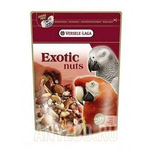 фото Versele-Laga Exotic Nuts  лакомство для крупных попугаев с орехами