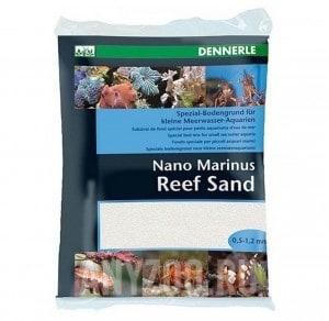 фото Dennerle nano ReefSand специальный донный грунт для небольших морских аквариумов