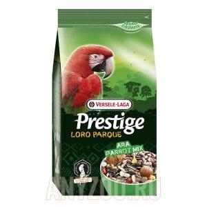 фото Versele-Laga Prestige Premium Ara Parrot Loro Parque Mix Корм для крупных попугаев