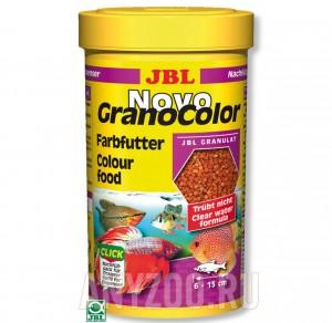 фото JBL NovoGranoColor Refill Основной корм для особенно яркой окраски рыб, 250мл