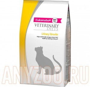 Eukanuba Cat Struvite Urinary