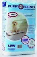 фото Savic подстилка для лотка Puppy Trainer для щенков большие 58х44см