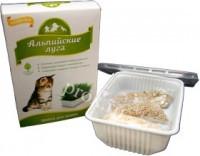 Травка для проращивания для кошек Альпийские луга (лоток)