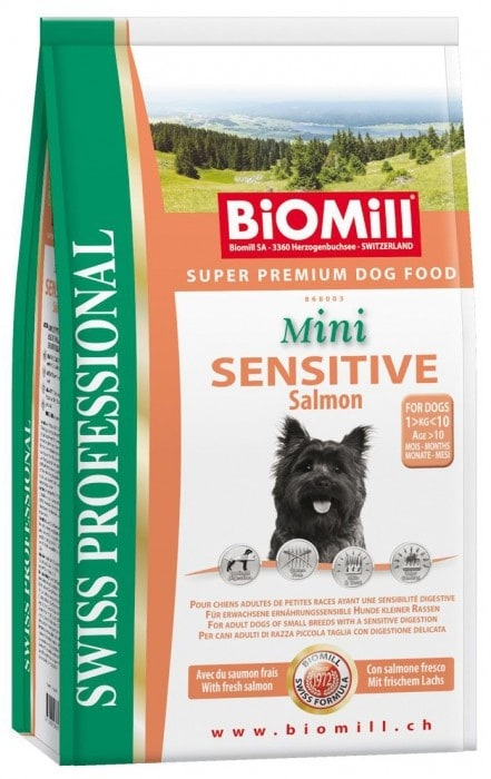 biomill корм для собак мини: