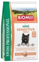 Biomill Swiss Professional Mini Sensitive Salmon