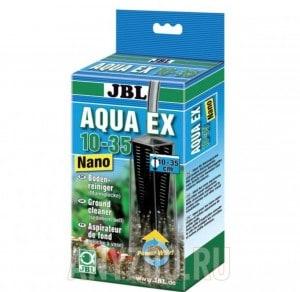 фото JBL AquaEx Set 10-35 Nano  Сифон для нано-аквариумов (высотой 15 - 30 см)