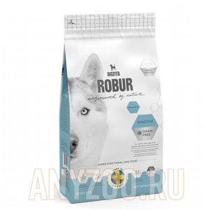 Купить Bozita Robur 26/16 сухой корм для активных собак с чувств. пищеварением