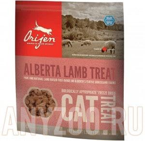 Orijen FD Alberta Lamb Cat -