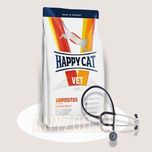 Happy Cat Adipositas