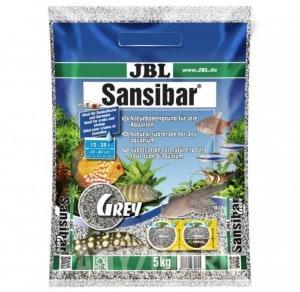 фото JBL Sansibar GreyДекоративный мелкий грунт для аквариума, серый