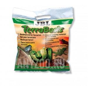 фото JBL TerraBasis Донный грунт для влажных и полувлажных террариумов