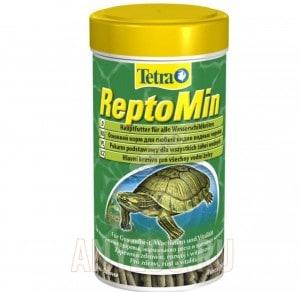 Tetra ReptoMin Основной корм для водных черепах 250мл