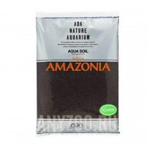 """фото ADA Aqua Soil Powder Amazonia Питательный субстрат """"Амазония"""" в форме мелких гранул (порошок)"""