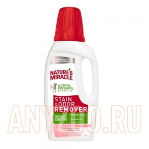 Купить 8in1 NM уничтожитель пятен и запахов для собак универсальный с ароматом грейпфрута