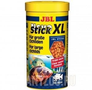 фото JBL NovoStick XL Корм для крупных цихлид в форме палочек