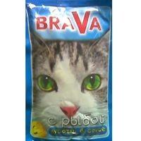 Брава консервы для кошек рыба (паучи)