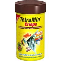 фото Tetra Min Crisps  Основной корм для всех видов декоративных рыб  (чипсы)