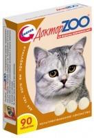 фото Доктор ЗОО Витамины для кошек со вкусом копченностей